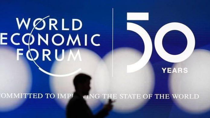 50th annual meeting of World Economic Forum in Switzerland
